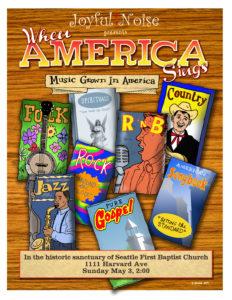 Spring 2015 When America Sings