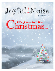 Winter 2016 It's Comin' On Christmas